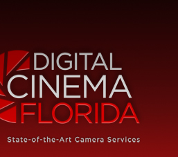 RED ONE Florida state-of-the-art digital cinema